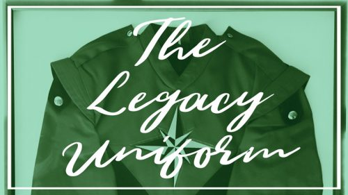 The OC Legacy Uniform Jacket
