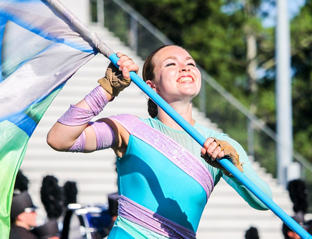 Color Guard Announces Refreshed Team for 2018