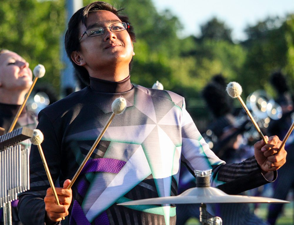 Front Ensemble  Adds More Staff